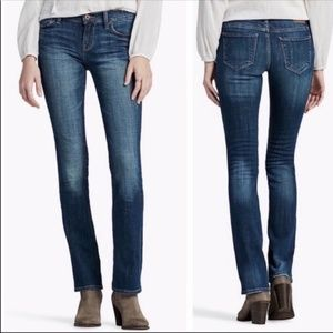 Lucky Brand Brooke Slim Boot cut 00/24 ankle jeans